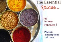 Spices and flavour to use in Vegetarian cooking