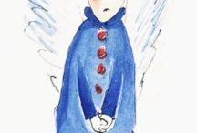 ilustrations by Kamila Guzal-Pośrednik / illustrations made by me
