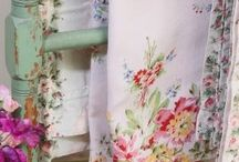 Vintage Linens / I just love vintage things! / by Stacey Draper