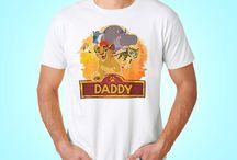 Lion Guard Birthday Party Shirt