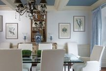 Elegant Dining Rooms / Elegant Dining Rooms designed by Sandra Morgan, ASID, of Sandra Morgan Interiors www.sandramorganinteriors.com