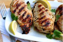 Grilled Tarragon Chicken Recipe