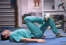 ćwiczenia i rozciaganie