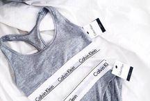 — CALVIN & NIKE / ...with a little nip of Nike.