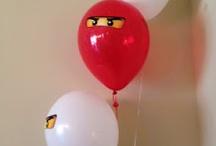 Ninjago Birthday / by Jeri Castor Miller