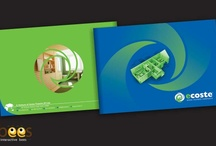 Brochure Design Portfolio / Corporate Brochure Design for brand promotion, products and services marketing. Get single and multi-fold brochures designed for your company