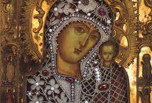 #день_Казанской_Божьей_матери #русская_икона #православие
