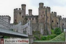 Wales is calling / This board specializes in #wales #welshtravel #snowdonia #castles #uk