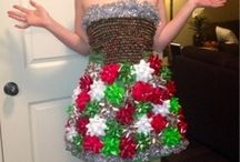 Tacky Christmas sweater ideas / by Brittany Shook