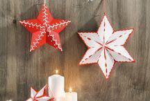Baumschmuck basteln für Weihnachten – Ideen mit Anleitung / Wir haben sehr schöne Bastelideen für den Baumschmuck, die Sie größtenteils auch mit Kindern basteln können. Alle Ideen haben eine Schritt-für-Schritt Anleitung mit kompletter Materialliste!