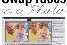 Photoshop elements / by Reneah Monanteras