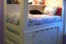 Girls Bedroom / by Stacy Lee-Scott