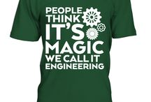 T shirt engineer