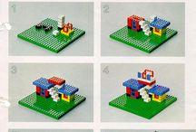 Lego en Duplo voorbeelden