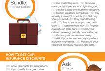 Ways to Save Money on Insurance