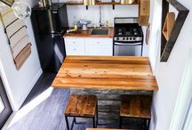 Tiny Kitchens