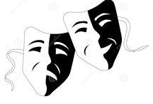 Teatre mask