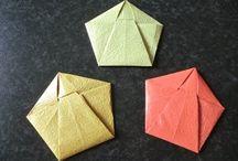折り紙 ポチ袋