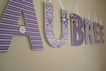 Room letters