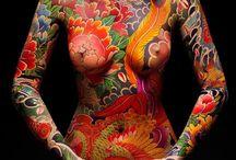 Women Body Art