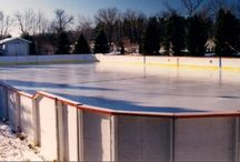 shop.mybackyardicerink.com / Your one-stop source for building backyard ice rinks ! Rink Products & accessories!