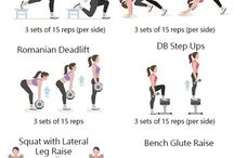 Work outs that will probably never happen
