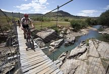 No Man's Land MTB Tour / Riding in the foothills of the Maluti Mountains...
