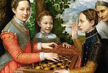 Malarstwo - XVI wiek