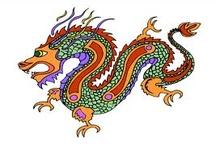 Dragons  / by Candy Waldman Crawford