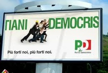 Serious and Funny Political campaign ads from Italy