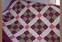 Can now crochet...blanket and blanket ideas