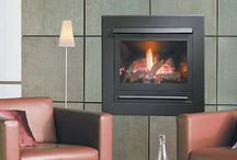 Heat & Glo Fire Log / The innovative team at Heat & Go offers an extensive range consisting of gas and wood fireplaces and more (ask our team if you're after something in particular).