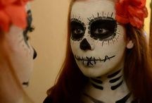 trucca make up facepainting halloween