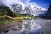Norwegia / ...tęsknię ...