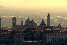 Bergamo voor een stedentrip in Noord Italie / Bergamo met historisch centrum, moderne winkels, botanische tuin en musea. Op 1,5 u vliegafstand ideaal voor een stedentrip. Meer info en verblijf: https://www.italiadesso.nl/?p=5076