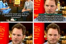 Chris pratt /Star Lord