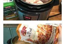 Instant Pot Pressure Cooker Meals