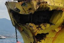 Maritime tragedies and mishaps... / by Jen Paradice