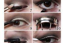 maquillaje párpados