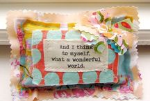 Crafts to make / by Lark Baker Wiggins