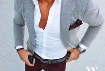 Business men style