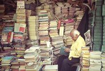 Libraries/Bookshops / by Juli Daniels