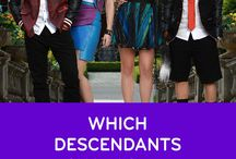Descendants / Disney movie