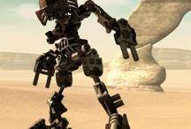 bionicle 2001 / 2001