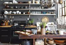 Dream Home: Kitchen Inspiration