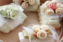Saponette decorate