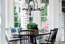 Dining Rooms / Eating spaces, dining rooms, layouts, built-ins, tables, chairs and bars, live-edge, living, modern, contemporary