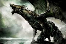 Just A Dragon . .