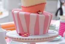 Pretty cakes and stuff / by Jacqueline Wagner