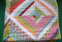 Sewing Inspiration - Quilts / Gorgeous quilts and ideas / by Liz